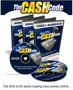 Michael Jones Cash Code