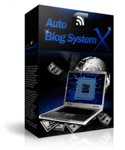 Auto Blog System X review