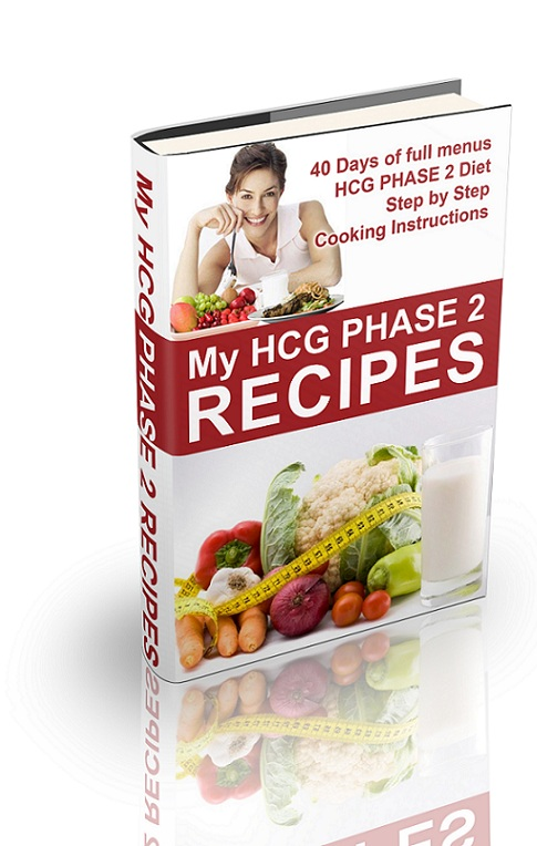 hcg diet recipes for phase 2