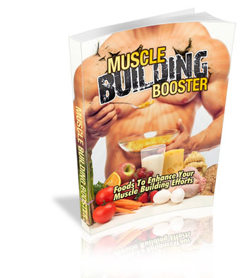 Muscle Building Foods Book